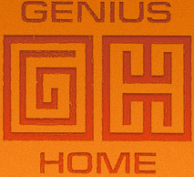 Genius Home Logo